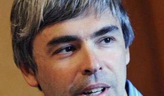 Google-Gründer Page übernimmt wieder das Steuer (Foto)