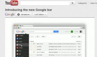Google-Startseite (Foto)
