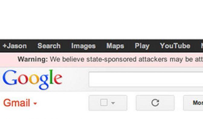 Google warnt Nutzer vor möglichen staatlichen Angriffen (Foto)