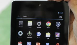 Google will mit dem Nexus 7 Apple Konkurrenz machen. (Foto)
