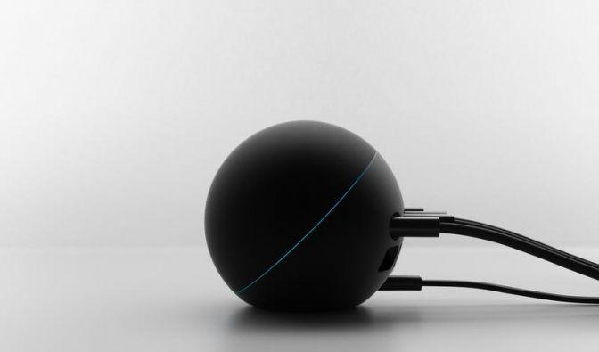 Googles Wohnzimmer-Kugel Nexus Q kommt später (Foto)