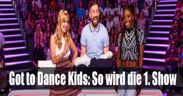 wiederholung got to dance