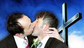 Gottes Segen erhalten Homosexuelle in vielen deutschen Kirchen. Doch schwule Pastoren, die mit ihrem (Foto)