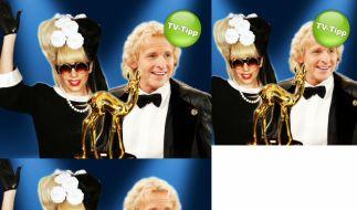 Gottschalk, Gaga und ein Goldreh (Foto)