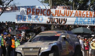 Gottschalk verkürzt Rallye-Rückstand auf Sainz (Foto)