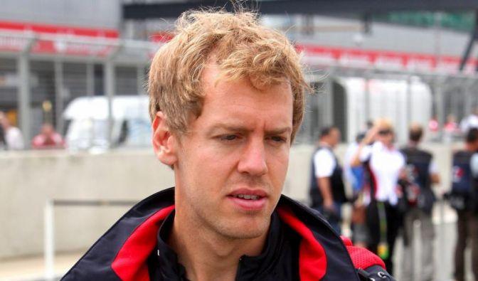 Gradmesser Silverstone: Vettel fühlt neue Stärke (Foto)