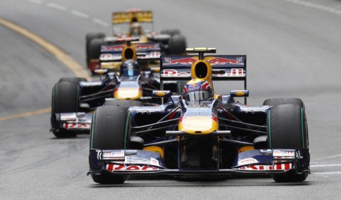 Grand Prix in Monaco (Foto)