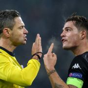 Granit Xhaka beschwert sich darüber, dass die Gegenspieler von den Trainern bewusst auf ihn angesetzt werden. (Foto)