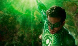 «Green Lantern» (Foto)