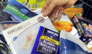 Greenpeace kritisiert Fischeinkauf der Supermärkte (Foto)