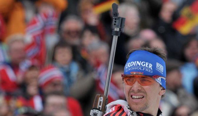 Greis dabei - Biathleten angriffslustig (Foto)