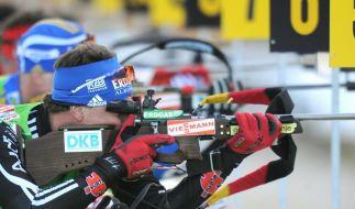 Greis Zweiter im Antholz-Sprint - Schipulin siegt (Foto)