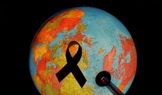 Griechenland Aids (Foto)
