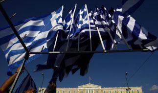 Griechenland erhaelt neues Rettungspaket (Foto)