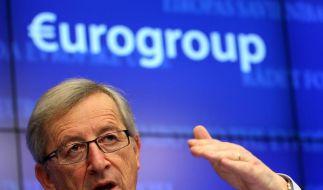 Griechenland hat geliefert, sagt Eurogruppenchef Jean-Claude Juncker. (Foto)