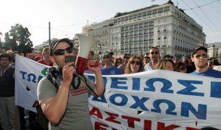 Griechenland-Krise (Foto)