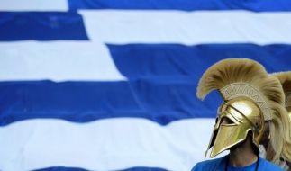 Griechenland träumt gegen Deutschland von einem erneuten EM-Märchen. (Foto)
