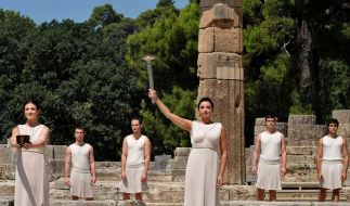 Griechenland: Weniger Geld für Sport im Olympiajahr (Foto)