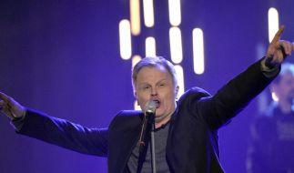 Grönemeyer startet Konzert-Tournee in Rostock (Foto)