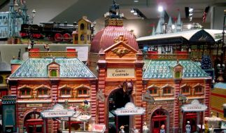 Größte Spielzeugsammlung der Welt wird versteigert (Foto)