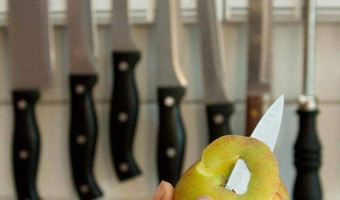 Groß und scharf: Das Kochmesser für den Mann (Foto)