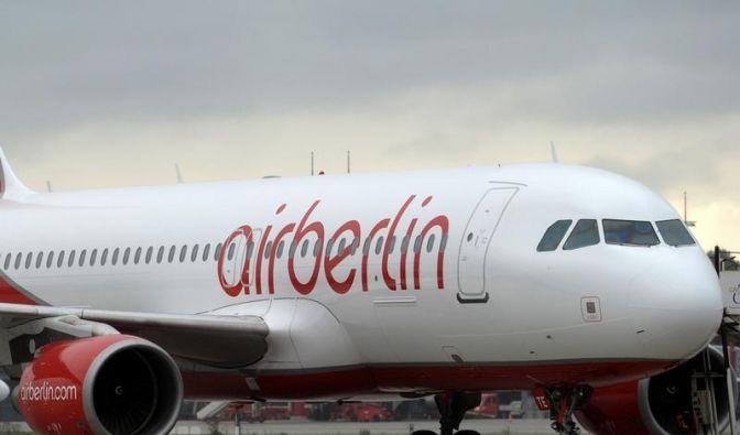 Großaktionär vom Golf kauft sich bei Air Berlin ein (Foto)