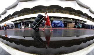 Großbaustelle Formel 1 (Foto)