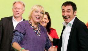 Große Freude bei den Grünen. Sie sind sich mit der SPD mehr als einig. (Foto)