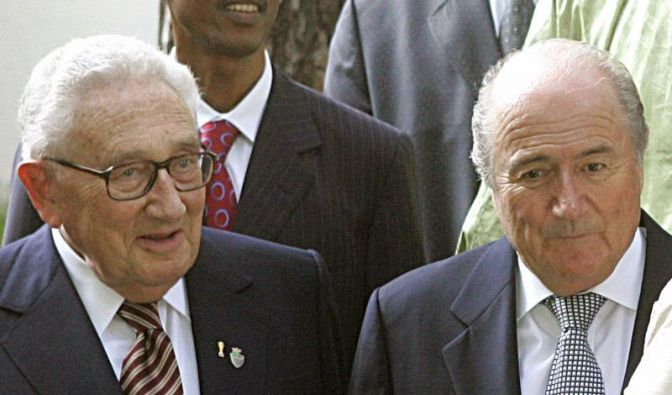 Große Skepsis an FIFA-Reform: Hoffen auf Kissinger (Foto)