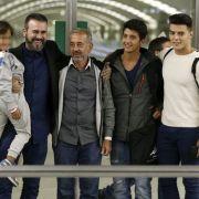 Getretener Flüchtling bekommt Trainer-Job in Spanien (Foto)