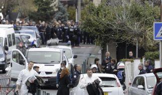 Großfahndung nach mutmaßlichem Serienmörder in Frankreich (Foto)