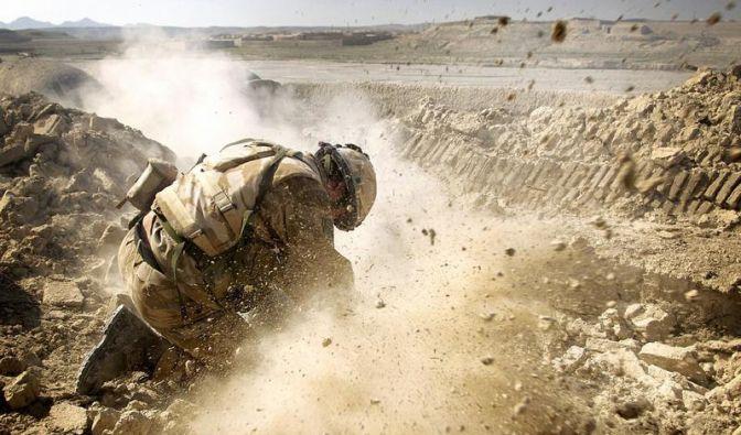 Großoffensive gegen Taliban beginnt (Foto)