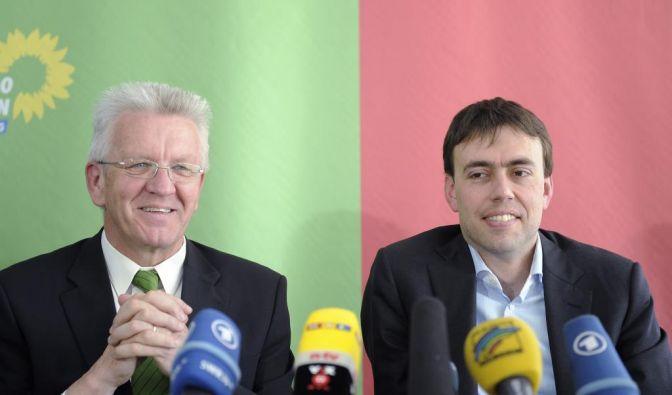 Gruen-rote Koalition will Bildungssystem reformieren (Foto)