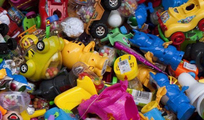 «Grüne» Spielzeuge - Trend oder Etikettenschwindel? (Foto)