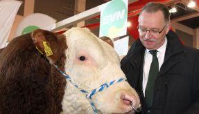 Grüne Woche: Ruf nach schonender Landwirtschaft (Foto)