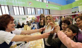 Grüne Woche: Zur Gourmet-Reise rund um die Welt (Foto)