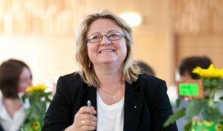 Grünen-Politikerin Hermenau sieht in Piraten keine Konkurrenz (Foto)