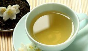 Grüner Tee (Foto)