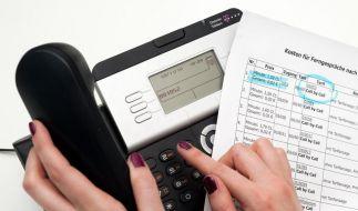 Günstig ins Ausland telefonieren (Foto)