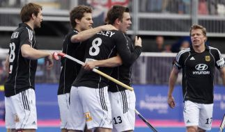 Günstige Olympia-Gruppen für Hockey-Teams (Foto)