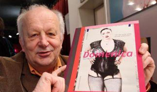 Günter Zint: Fotobuch über Domenica (Foto)