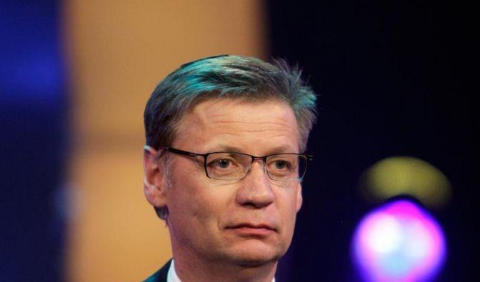 Günther Jauch verklagt seinen früheren Geschäftspartner, die SKL. (Foto)