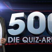 Kaum Spannung bei Günther Jauchs neuer Quizshow (Foto)