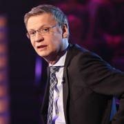 Günther Jauch mit den härtesten Fragen (Foto)