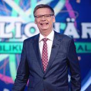 Bei TV Now! Günther Jauch zockt mit seinem Publikum (Foto)