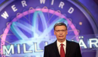 Günther Jauch spricht über seine WWM-Zukunft. (Foto)