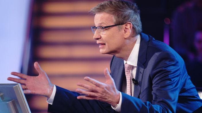 Günther Jauch meldet sich bei