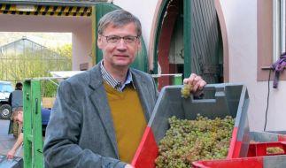 Günther Jauch:würde nie eine Weinsendung machen (Foto)