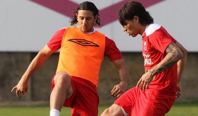 Guerrero bietet Pizarro ein Pferd als Wetteinsatz (Foto)