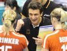Guidetti will mit Volleyballerinnen zu Olympia (Foto)